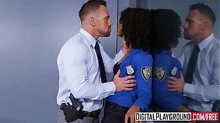DigitalPlayground - Boss Bitches Episode 1 (Misty Stone, Johnny Castle)