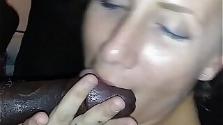 Amanda Dyer's First Black Dick Part 1 (Full video on XRED)