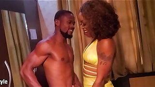 Oga Bang and hot Naija Beauty went crazy fucking as a result hard.