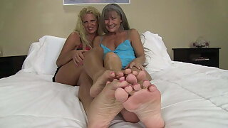 POV Foot JOI Vol 2