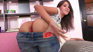 CFNM Teen Ass Fucked by Private Tutor