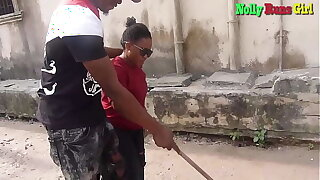 The Blind Girl Who Lost Her Way Home Got Decieved By An Unknown Guy Took Home And Fucked Mercilessly