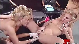 BRUCE SEVEN - Butt Slammers - Charlie, Kim Kitaine, Misty Rain, Sindee Coxx